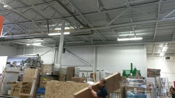Troubleshooting Lighting at Home Depot in Tucson, AZ