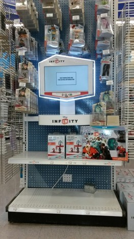Electrical Service Work at Toys R Us