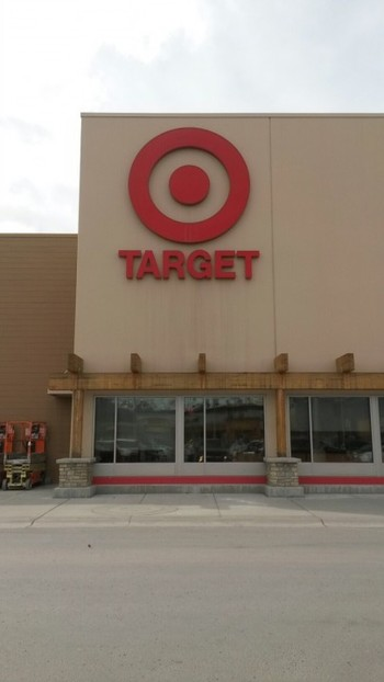Commercial Electric Work at Target's Beauty Department in Casa Grande, AZ