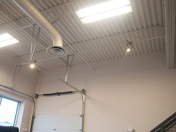 Electrical Remodel Commercial Lighting in Tuscon AZ